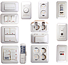 Оригинальный дизайн розеток и выключателей ANAM, удачно вписываемый как в классический интерьер, так и в интерьер в...