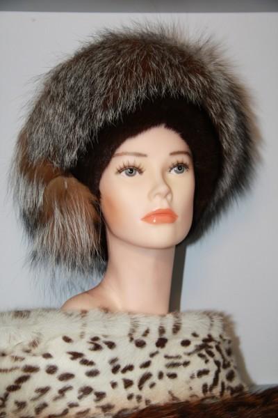 Как самой сшить модную шапочку