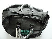 Спортивная кожаная сумка DIRK BIKKEMBERGS Sport Couture.