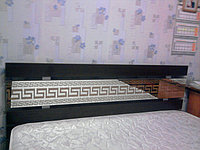 """Кровать с витражным рисунком  """"Версаче """""""