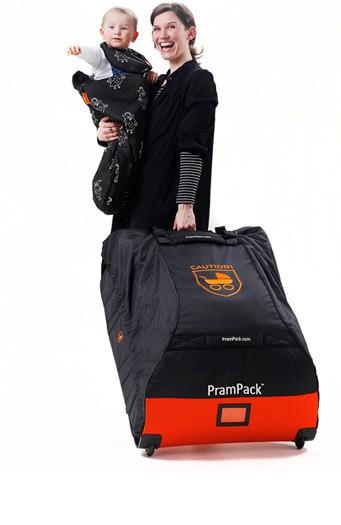 Более того, сумка Stokke PramPack подходит не только для коляски Stokke...