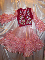 В наличии и на заказ: чапан, казахское свадебное платье, саукеле, камзол, жилетка, бешмет, кажекей, борик, такия...