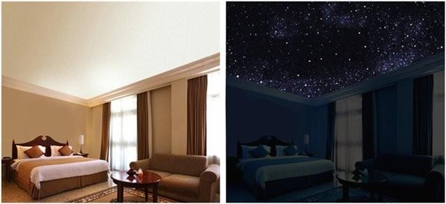 """Дизайн потолков Классическое """"Звёздное небо"""", фото 1"""