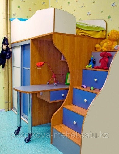 детская мебель по индивидуальному заказу, купить детскую мебель.