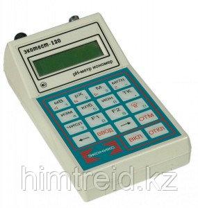 """Рн-метр Высокоточный """"Экотест-120-рH-М"""" (с комбинированным электродом """"Эком-pH-ком"""")"""