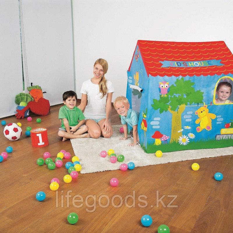Детский игровой домик 102х76х114см, Bestway 52201