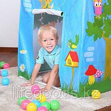 Детский игровой домик 102х76х114см, Bestway 52201, фото 3