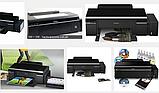 Принтер А3+ Epson L1800 с оригинальной СНПЧ, фото 2