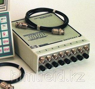 Автоматический коммутатор на 8 электродов
