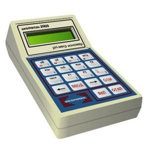 "PH-метр ""Экотест-2000-pH-м"" (с комбинированным pH-электродом ""Эком-pH-ком"")"