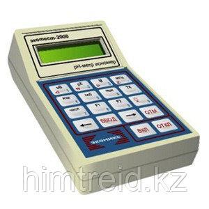 """РH-метр """"Экотест-2000-рH-АТС"""" с комбинированным рH электродом (с методикой для контроля качества молока)"""