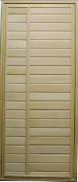 Двери деревянные 700*1800мм