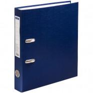 Папка-регистратор OfficeSpace 50 мм, бумвинил, синяя