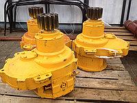 Механизм поворота автокрана КС-3577.28.000. Поворотный редуктор. Редуктор поворота, фото 1
