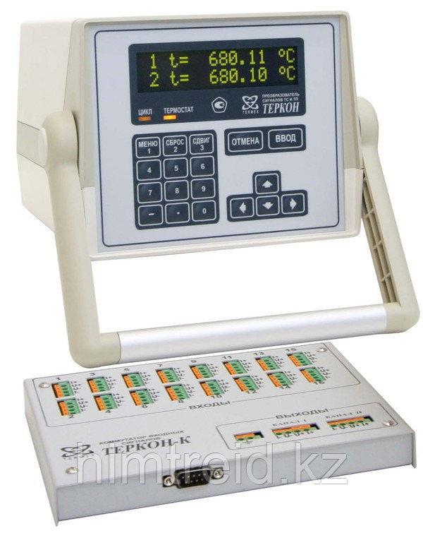 ТЕРКОН  16-канальный коммутатор входных сигналов