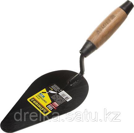 Кельма плиточника STAYER с деревянной усиленной ручкой КП, фото 2