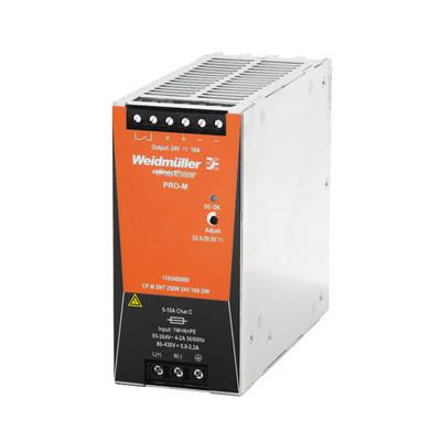 Источник питания управляемый CP M SNT 250W 24V 10AUW