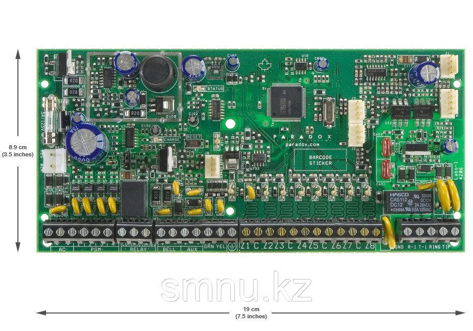 PS -727 - Контрольная панель 6-ти зонная