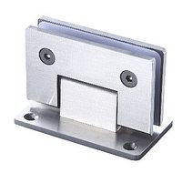 Навес для душевых кабин стена-стекло