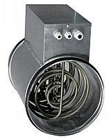 Канальные электрические нагреватели для круглых каналов