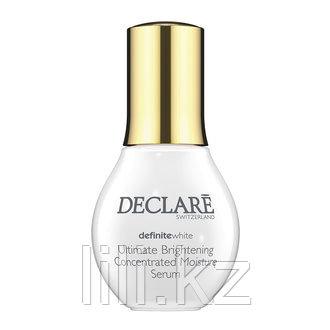 Отбеливающий концентрат - Declare Ultimate Brightening Concentrate Moisture Serum 50 мл.