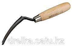 Расшивка каменщика STAYER для внешних швов, полукруглая, 8-10мм