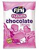 """Fini Суфле mini """"Сердечки в шоколадной глазури"""" 80 гр. / Испания"""