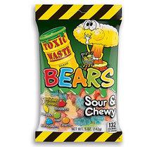 Мармелад TOXIC Bears 142 гр.