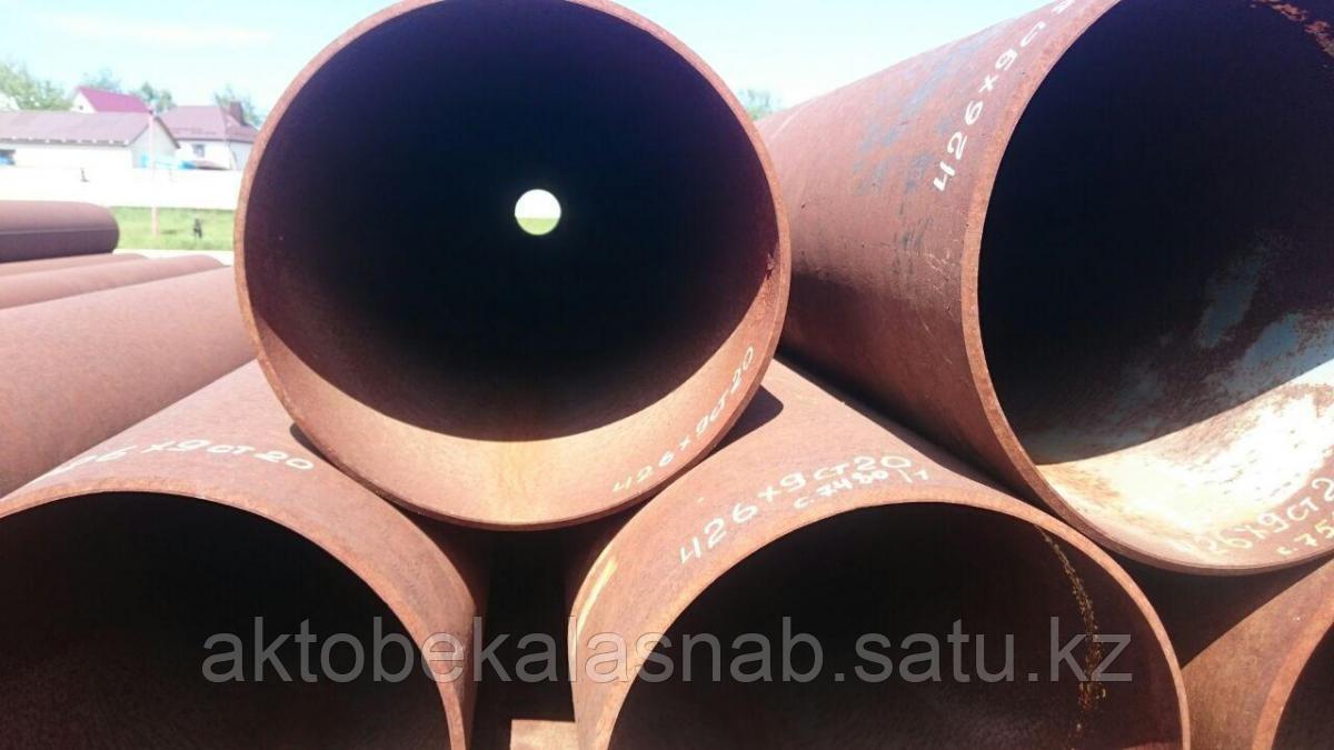 Труба стальная бесшовная 426 х 9,0