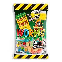 Мармелад TOXIC Worms 142 гр.