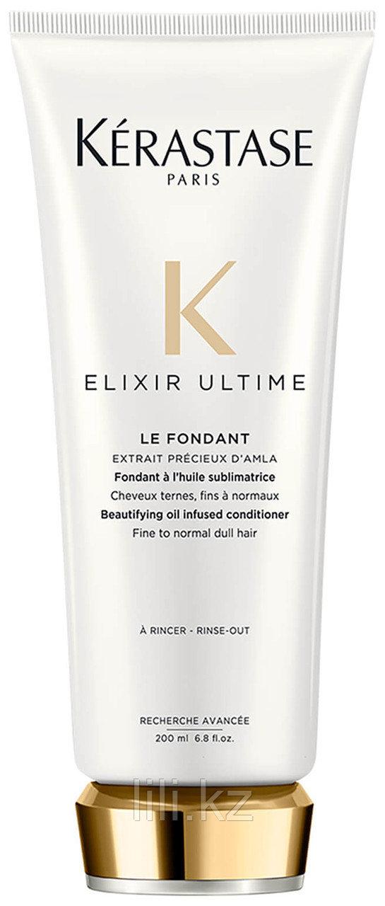 Молочко на основе масел для всех типов волос Kerastase Elixir Ultime 200 мл.