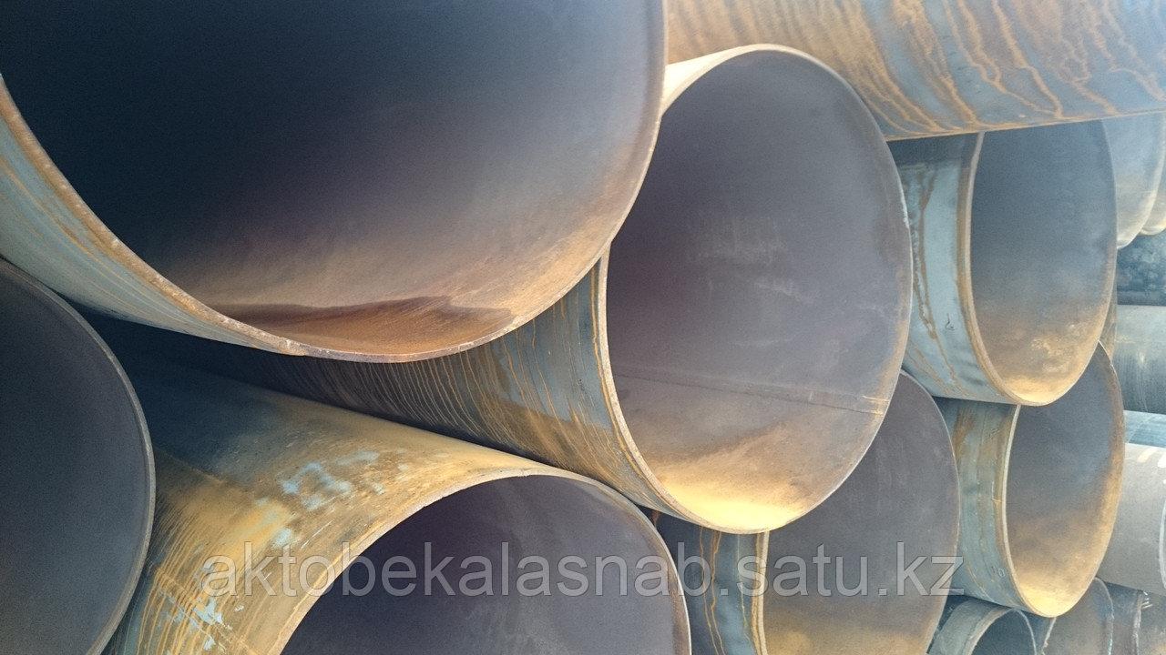 Труба стальная  бесшовная 377 х 9,0