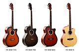 Акустическая гитара Caravan Music HS-4040MAS, фото 3