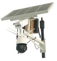 Камеры Видео Наблюдения На сол...