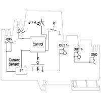 Контроль нагрузки AMG ELM-1F, фото 2