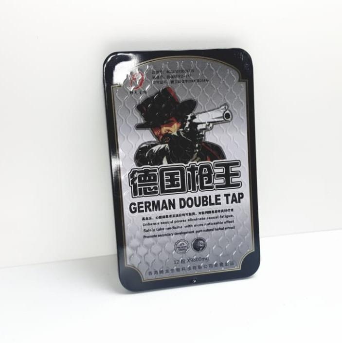 Мужской возбудитель German double tap