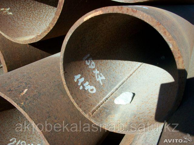 Труба стальная бесшовная 159 х 7,0