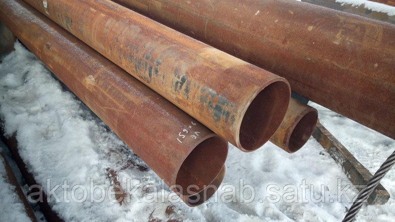 Труба стальная бесшовная 159 х 6,0
