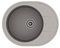Кухонная мойка ORIVEL - VENERA M серый , фото 1