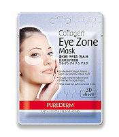 Патчи для глаз  Collagen Eye Zone Mask 30шт. (Purederm) Тканевые 30 шт