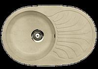 Кухонная мойка ORIVEL - VENERA PLUS шампань , фото 1