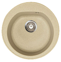 Кухонная мойка ORIVEL - VENERA шампань , фото 1