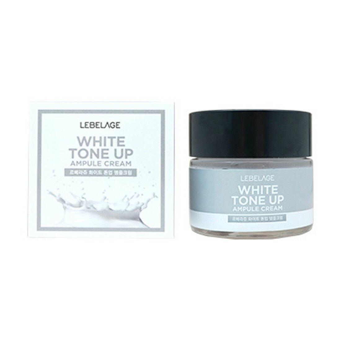 Крем вокруг глаз White Tone Up Eye Cream 70ml (Lebelage)