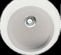Кухонная мойка ORIVEL - OMEGA белый , фото 1