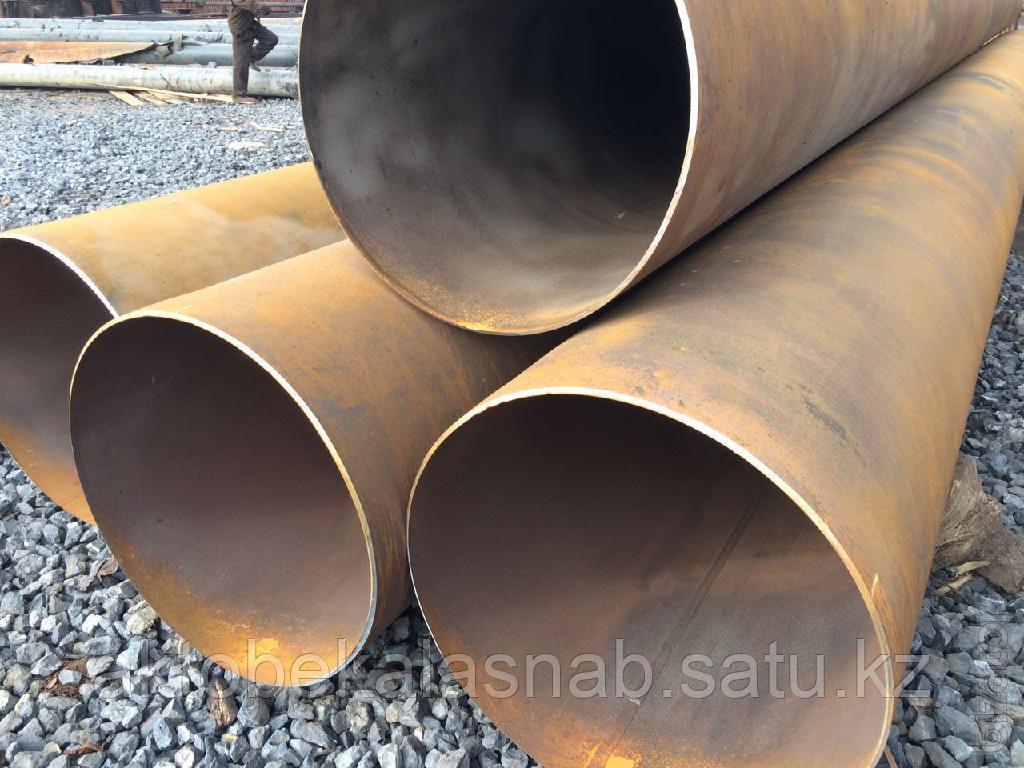Труба стальная электросварная 820 х 9,0