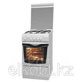 Кухонная плита с электр.духовкой DE LUXE 506031.00Г(кр.) белая