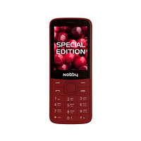 Nobby 220 - Cherry мобильный телефон (Nobby220Ch)