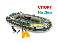 Лодка надувная ПВХ Intex 68347 Seahawk