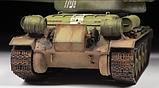 Советский средний танк Т-34/85, сборная модель, 1:35, фото 4