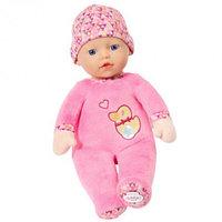 Zapf Creation Baby Born 825-310 Бэби Борн Кукла мягкая с твердой головой, 30 см